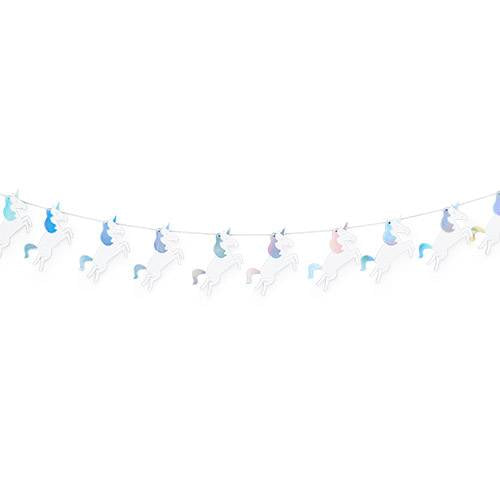 Unicorn Iridescent Garland