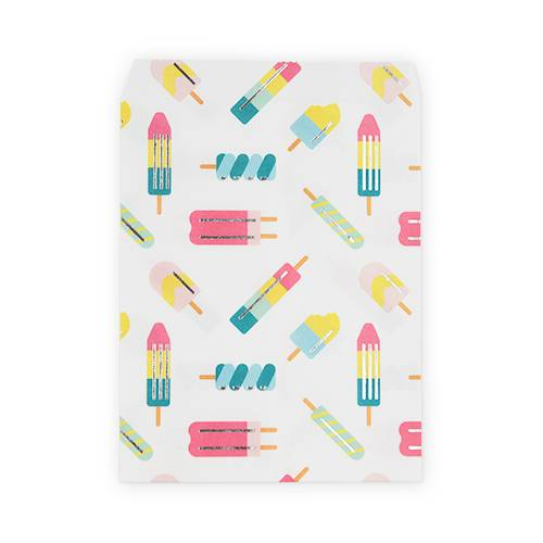 Popsicle Treat Bag - Party, Girl!