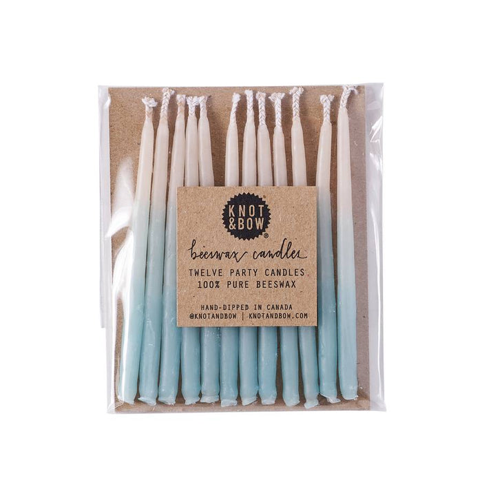 Beeswax Party Candles (multiple colors available)
