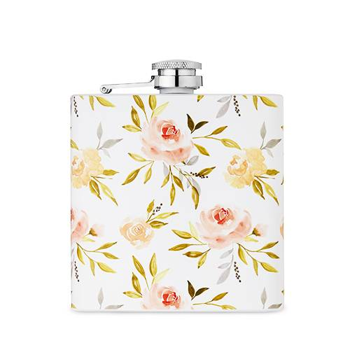 Garden Party Flask - Party, Girl!