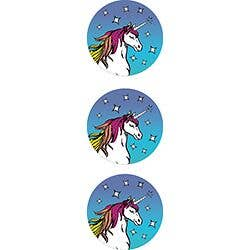 Unicorn Stickers - Party, Girl!