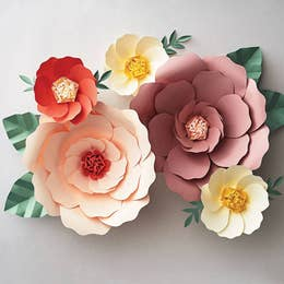 Big Bloom Paper Flowers - Party, Girl!