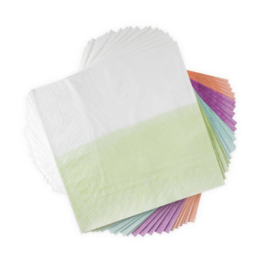 Assorted Dipped Dinner Napkin by Cakewalk - Party, Girl!