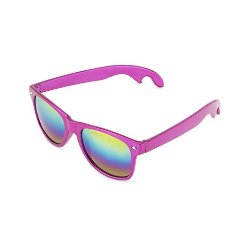 Blush Bottle Opener Sunglasses - Party, Girl!
