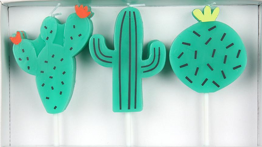 Cactus Candles - Party, Girl!