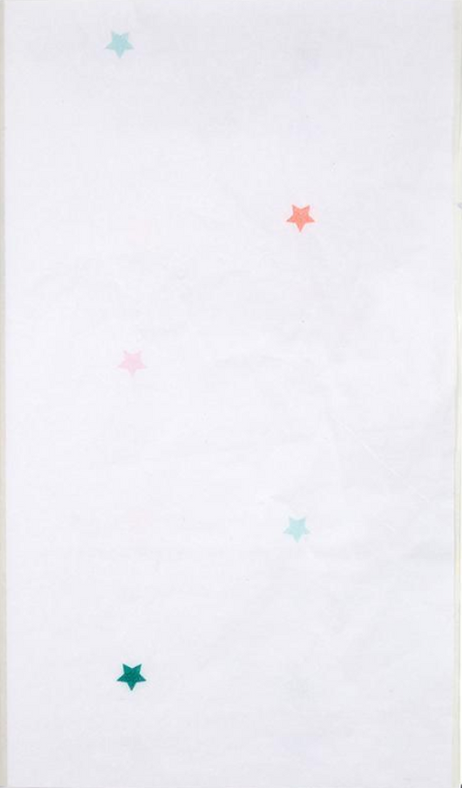 Multicolor Stars Table Cloth - Party, Girl!