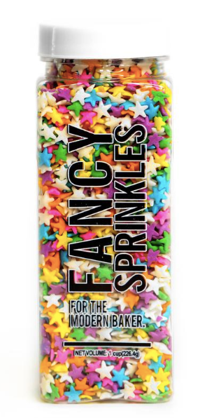 Star Shapes by Fancy Sprinkles - Party, Girl!