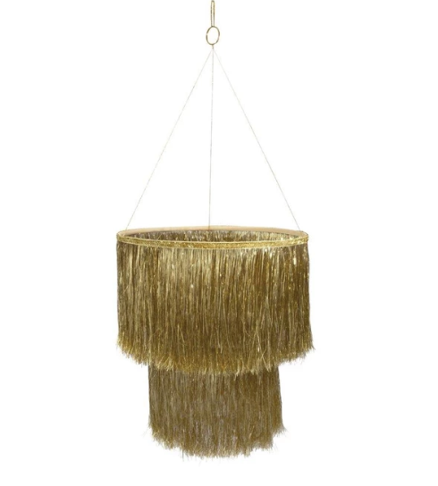 Tinsel Chandelier - Party, Girl!
