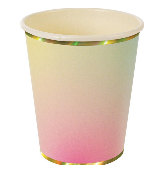 Ombre Cups - Party, Girl!