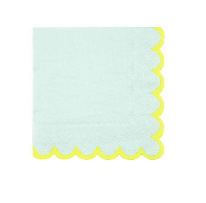 Pastel Napkins - Party, Girl!