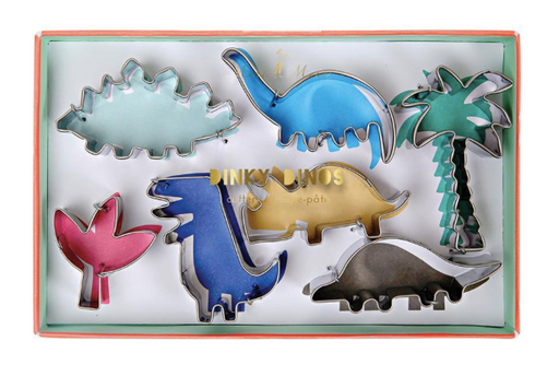 Dinky Dino Cookie Cutters - Party, Girl!