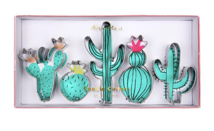 Cactus Cookie Cutters - Party, Girl!