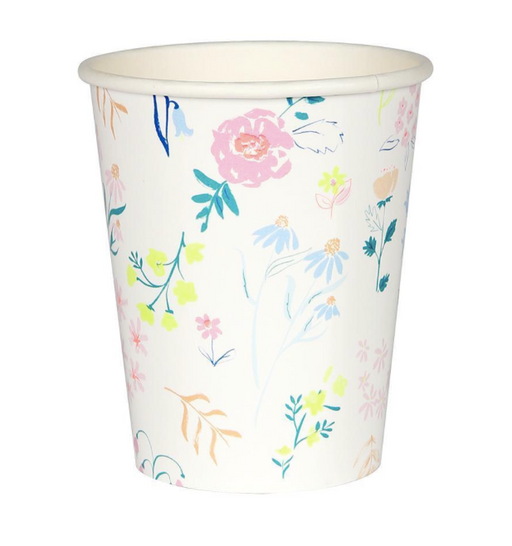 Wildflower Cups - Party, Girl!
