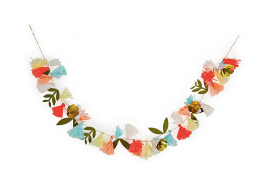 Flower Bouquet Garland - Party, Girl!