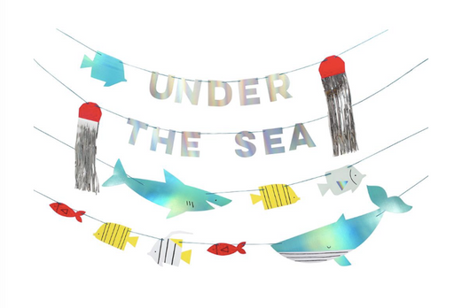 Under The Sea Garland - Party, Girl!