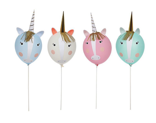 Unicorn Balloon Kit - Party, Girl!