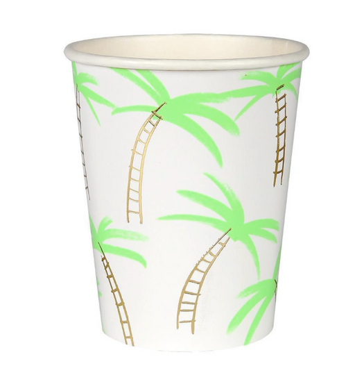 Palm Trees Cups - Party, Girl!