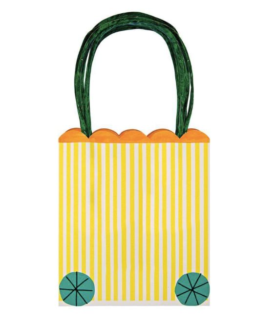 Silly Circus Party Bags - Party, Girl!