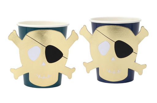 Pirates Bounty Party Cups - Party, Girl!