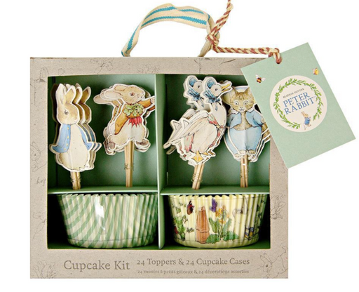 Peter Rabbit Cupcake Kit - Party, Girl!