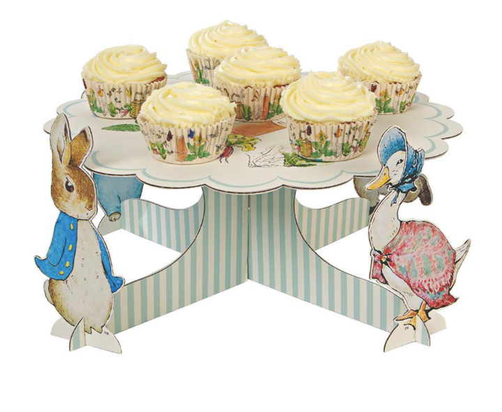Peter Rabbit Cupcake Stand - Party, Girl!