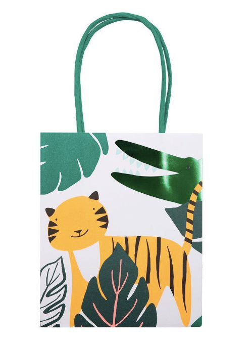 Go Wild Party Bags - Party, Girl!