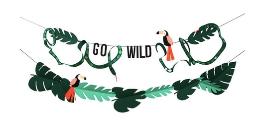 Go Wild Garland - Party, Girl!