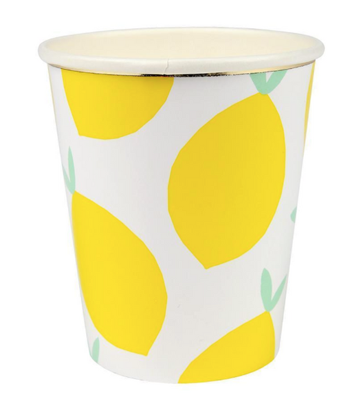 Lemon Cups - Party, Girl!