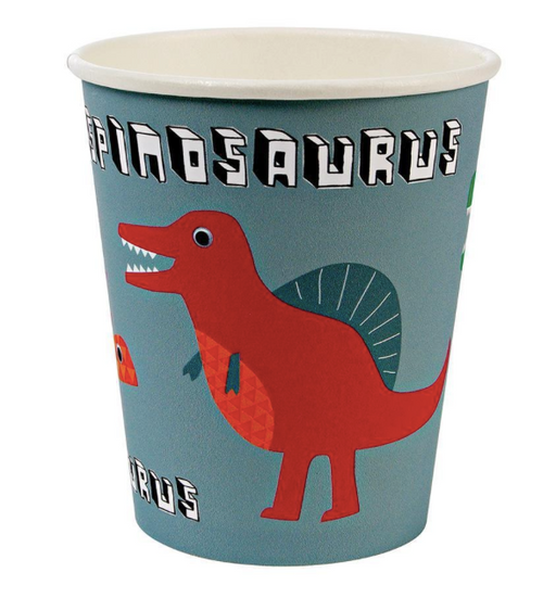 Dinosaur Cups - Party, Girl!