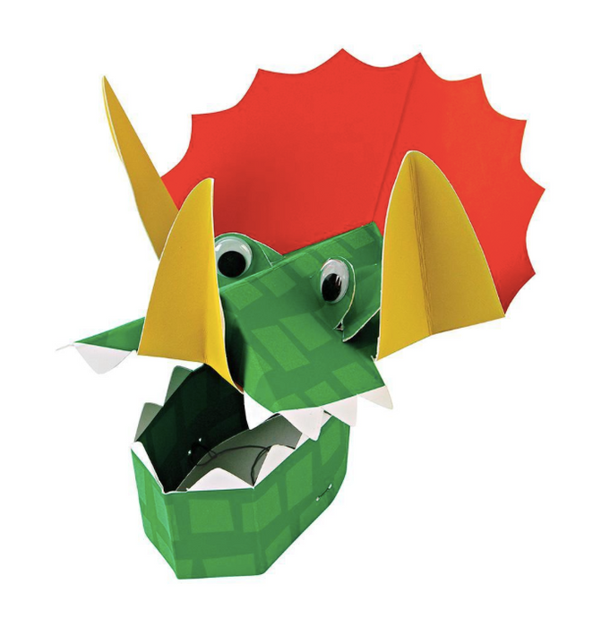 Dinosaur Party Hats - Party, Girl!