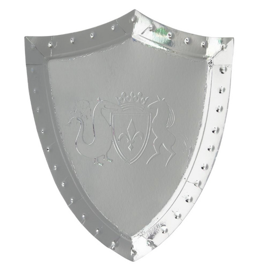 Shield Plates - Party, Girl!