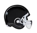 Helmet Appetizer Plate by Cakewalk - Party, Girl!