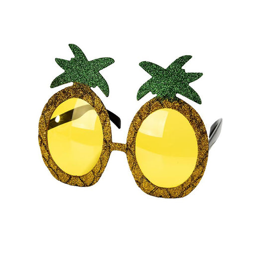 Tropical Fiesta Gold Pineapple Sunglasses - Party, Girl!
