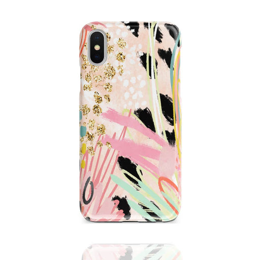 Abstract Vibes Phone Case - Party, Girl!