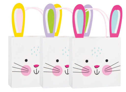 Easter Bunny Treat Bags 3 ct. - Party, Girl!