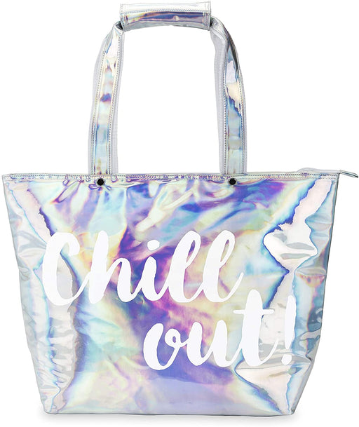 Chill Out Insulated Cooler Tote - Party, Girl!