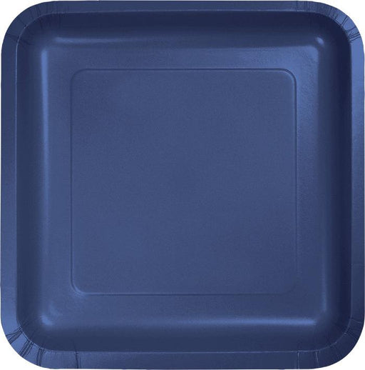 Solid Color Small Plates - Assorted Colors - Party, Girl!