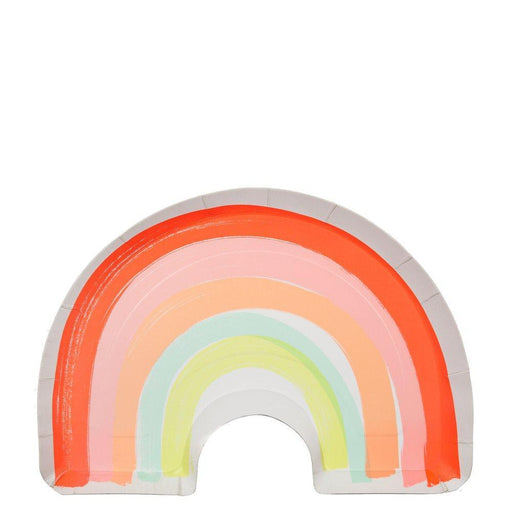Rainbow Plates - Party, Girl!
