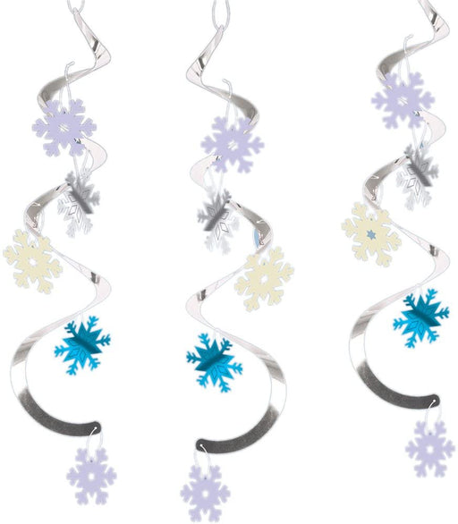 Snowflake Dizzy Dangler - Party, Girl!