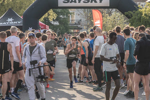 SAYSKY COP RUN September 2019