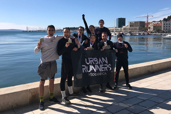 SAYSKY World: Urban Runners Podgorica