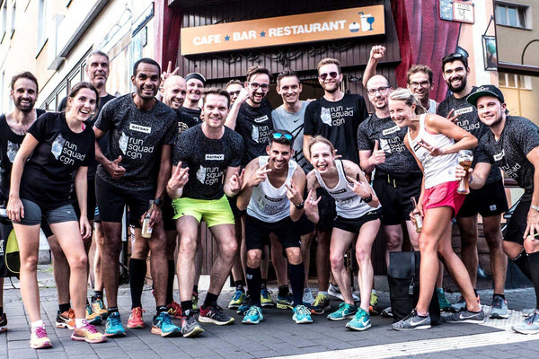 SAYSKY World Run Squad CGN: Cologne