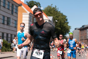 Unbounded Running Comradery: IM 70.3