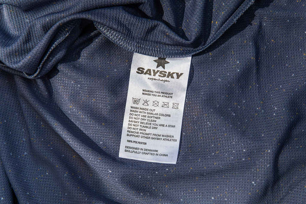 SAYSKY wash and care instructions
