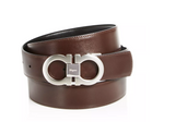 Men's Reversible Belt Boxed Set