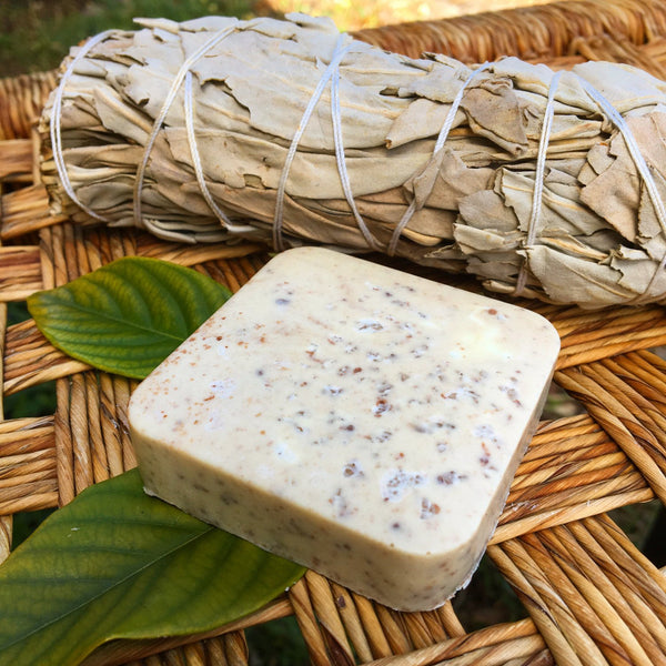 Rosemary Sage Frankincense Soap