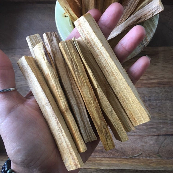 Cleansing Palo Santo Sticks