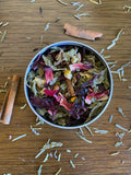 Hibiscus + Spearmint Loose Herbal Tea