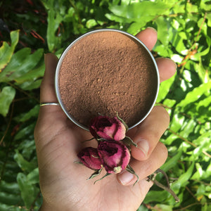 NEW Cacao + Rose Drink Mix