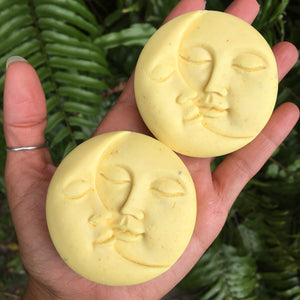 Honeysuckle + Turmeric Soap